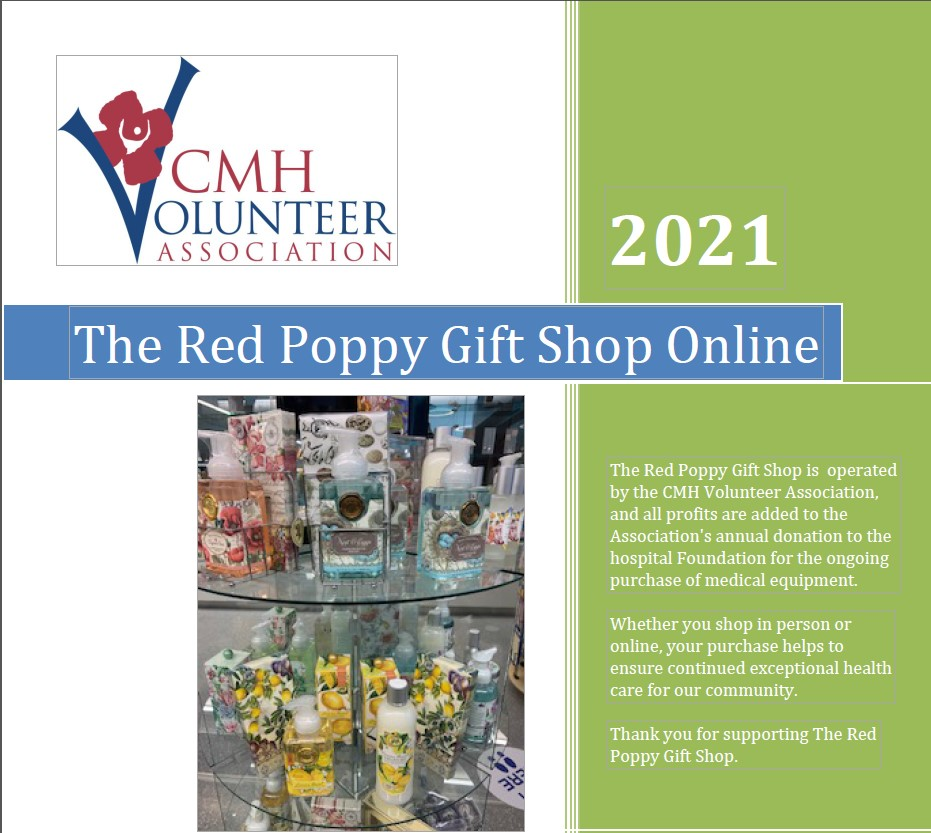 CMH Voluteer Association Gift Shop